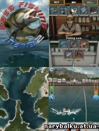 Рыбалка на Окуня 2 ( Bass Fishing Mania 2)