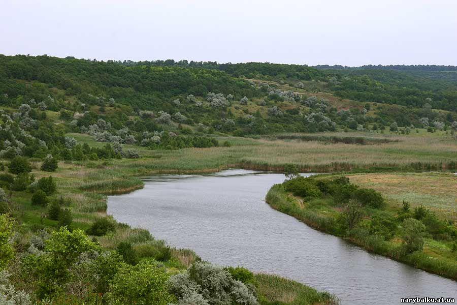 река соть рыбалка
